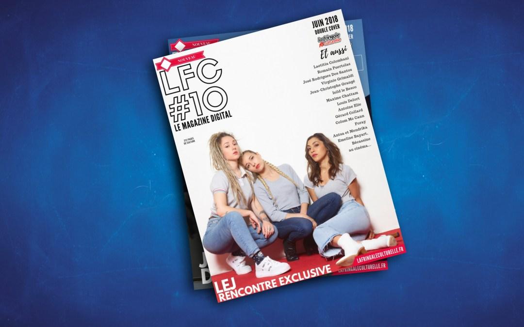 LFC Magazine #10 I LEJ