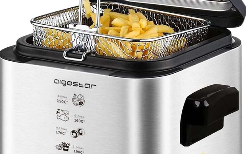 Friteuses Aigostar Fries 3000041ZD