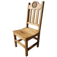 Rustic Pine Collection - Lone Star Chair - SIL539