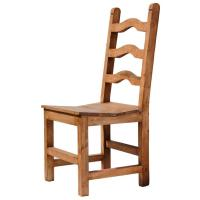 Rustic Pine Collection - Colonial Chair - SIL40
