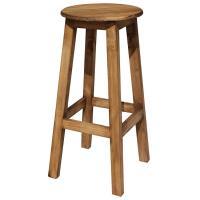 Rustic Pine Collection - Tall Cantina Bar Stool - BAN15