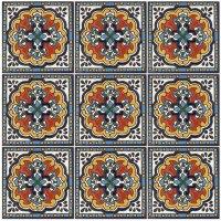 Relief Tile | Tile Design Ideas
