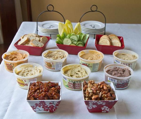 The Fuji Bowl Lillys Hummus Giveaway La Fuji Mama