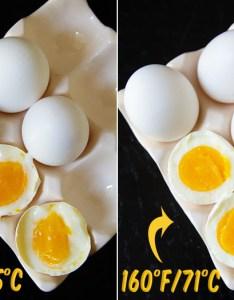 Soft boiled and hard sous vide eggs also the secret to cooking perfect la fuji mama rh lafujimama