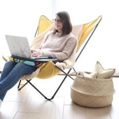 Lafuma Pop Up Chairs Mid Century Modern Plastic Fauteuil Design Pliants Xl Airlon Garance