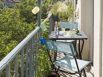 petit balcon lafuma mobilier