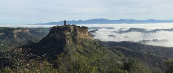 Civita di Bagnoregio è quotla leprequot del turismo nella Tuscia