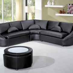 Living Room Color Schemes Black Leather Couch Blanket Holder 2224 Modern Sectional Sofa