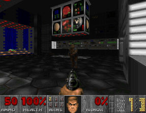 Torneo de bots de Doom en conferencia de inteligencias artificiales