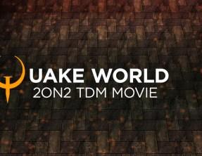 QuakeCon 2016 :: QuakeWorld 2on2 Movie