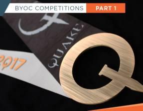 QuakeCon 2017 :: Información sobre los torneos en la BYOC
