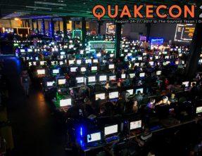 Bienvenidos a la QuakeCon 2017 :: Vídeo y noticias
