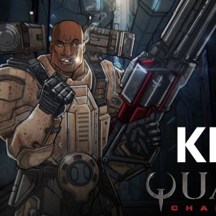 "Quake Champions :: ""December Celebration Update 14.12.17"""