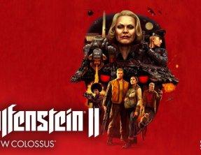 ¡Wolfenstein II: The New Colossus llega a Nintendo Switch en junio!