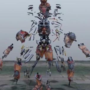 Quake Champions :: Bots, Sangre y mucho mas en el próximo Update!