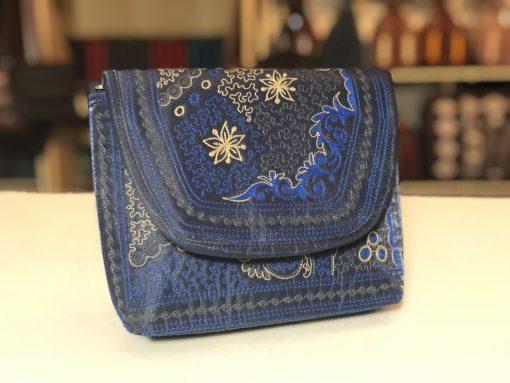 Mudah dark blue/batik