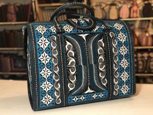 Kuat handmade travel bag by Laga