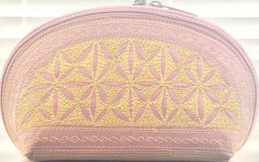 Tari Large Pink Yellow