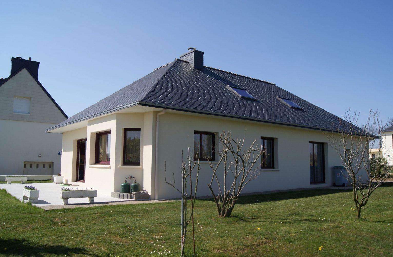 Construction De Maison Individuelle Saint Thonan Brest
