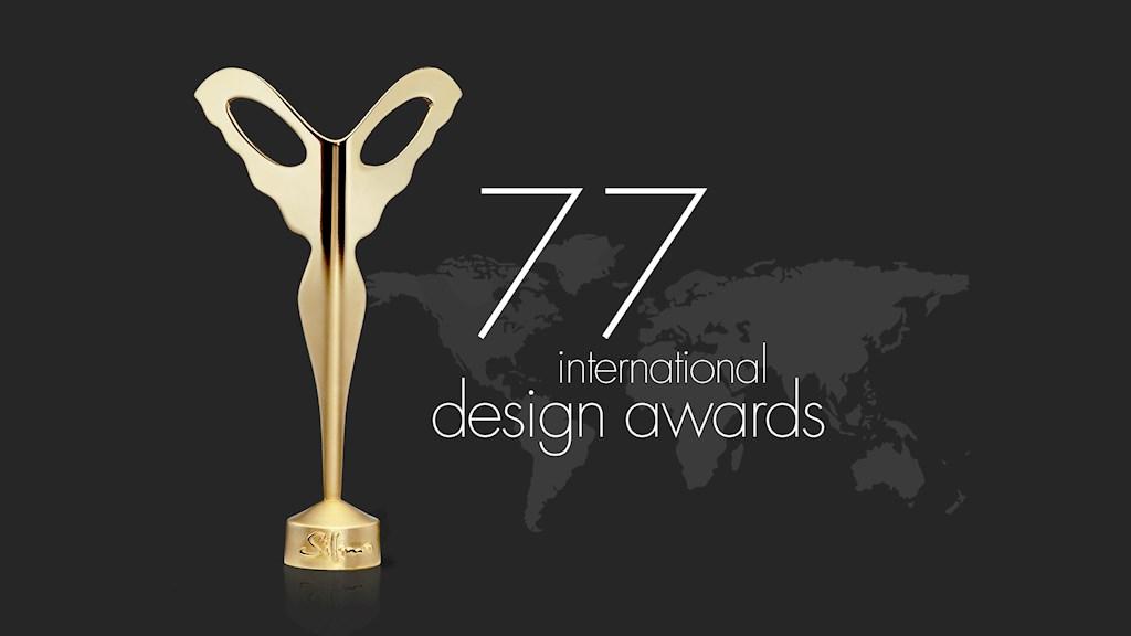 Gafas Lindberg - Premios Internacionales