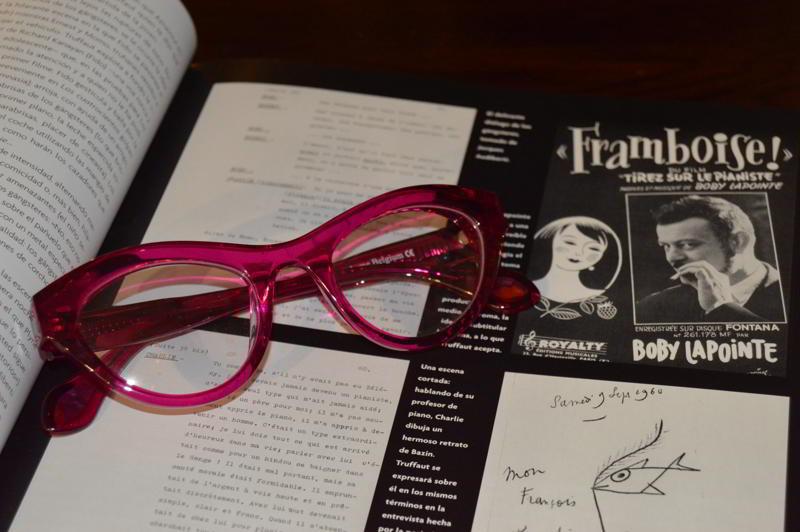 Vuelta a las gafas exclusivas