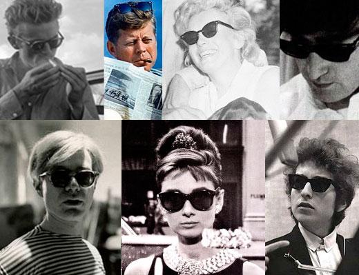 Historia de las gafas de sol-2