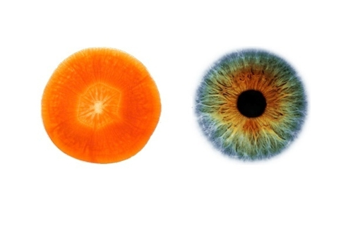 Alimentos sanos para tus ojos