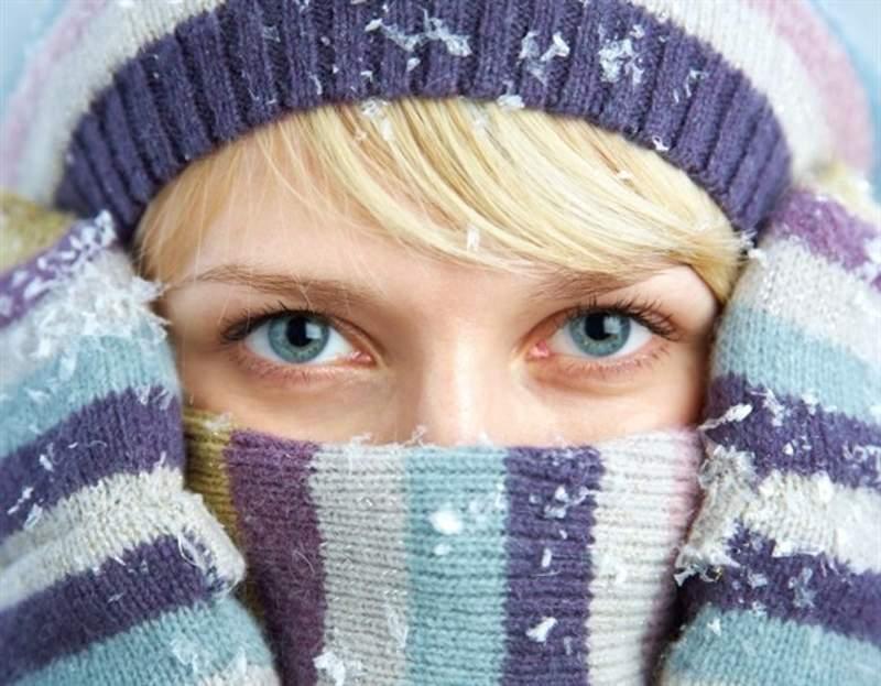 Cuida tus ojos en invierno - portada
