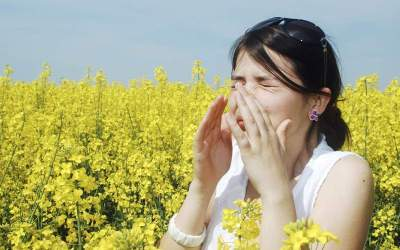 Que no te frene la alergia