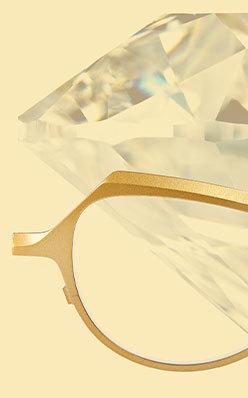 El arte de las gafas bien hechas.