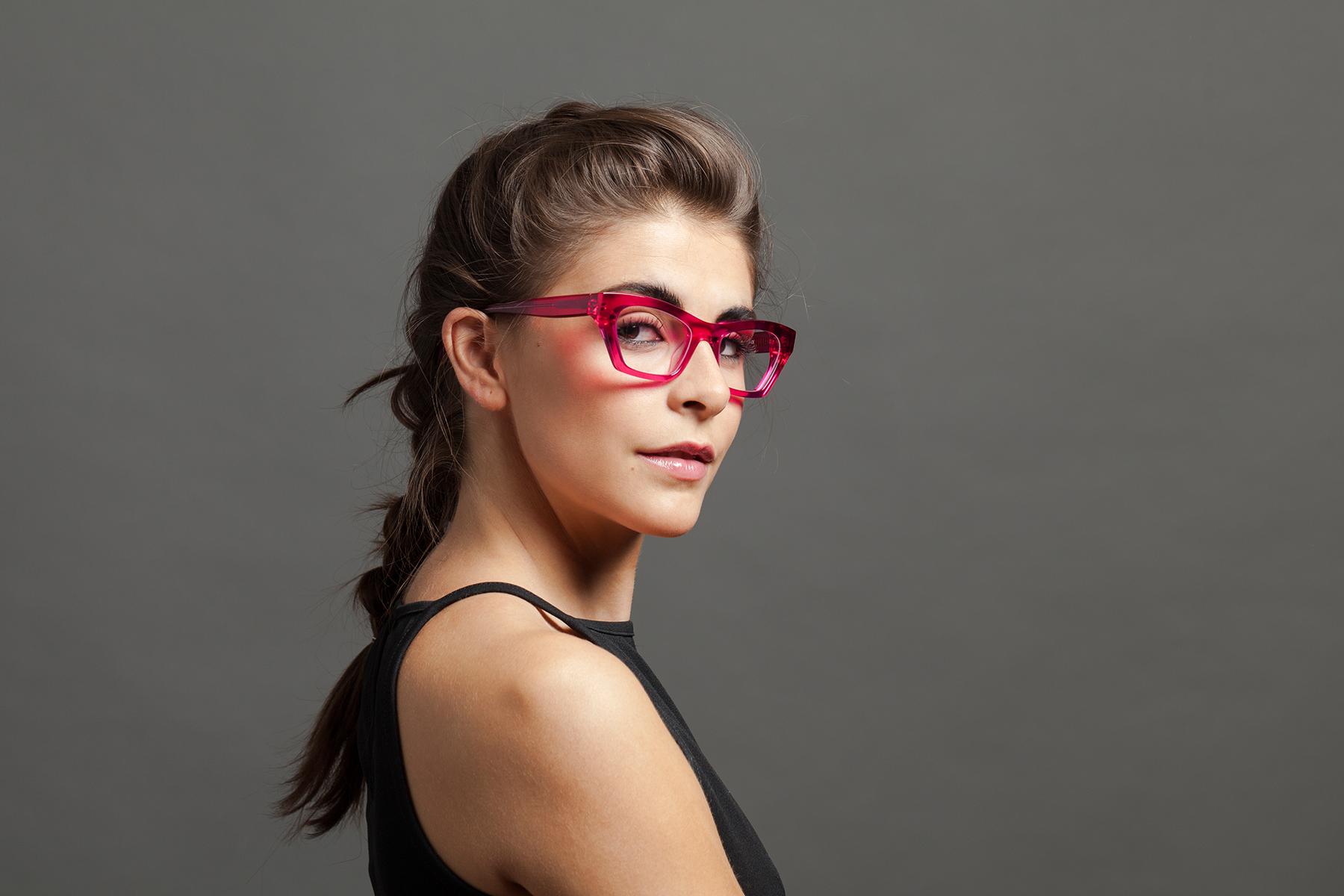 Gafas Theo de acetato