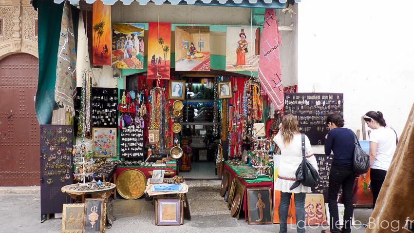 boutique à bab marrackech