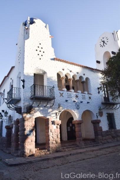 architecture des batiments à humahuaca