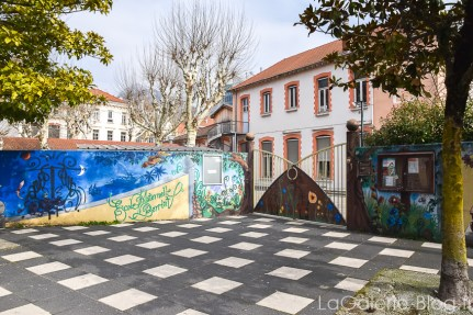 fresque ecole berriat