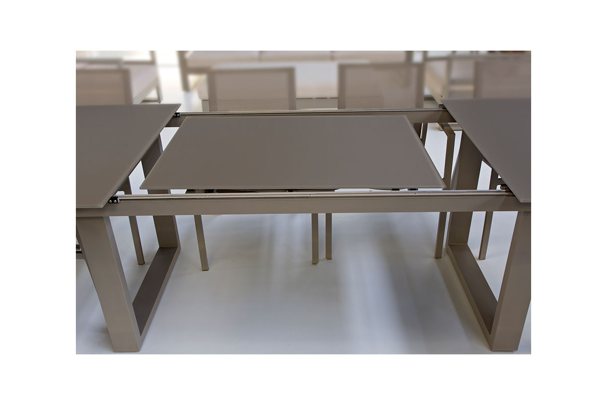Table Jardin Teck Maison Du Monde