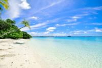 a clean beach