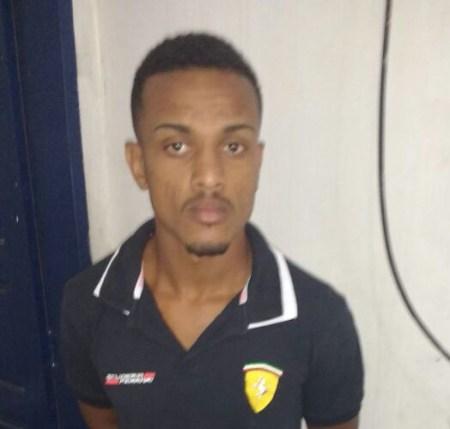 Suspeito foi detido em Pedrinhas