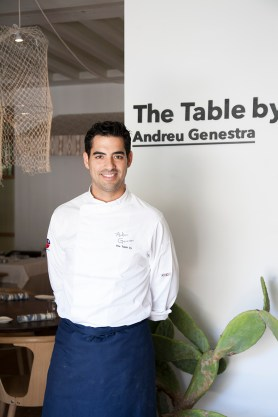 The Table By Andreu Genestra