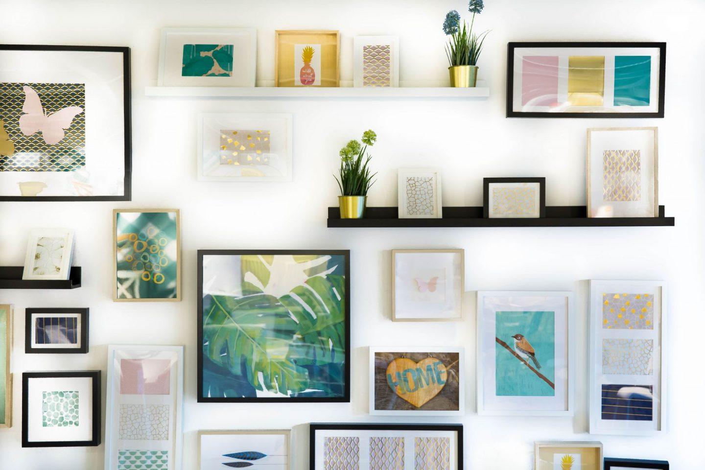 6 idee originali per arredare con i libri la tua casa 03 maggio. Fai Da Te 7 Idee Per Decorare Le Pareti Di Casa La Gatta Sul Tetto