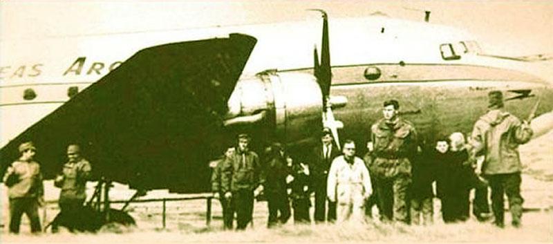 Resultado de imagen para operación condor aerolineas