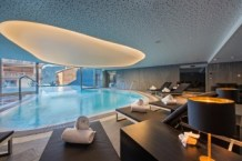 W Verbier Away Spa