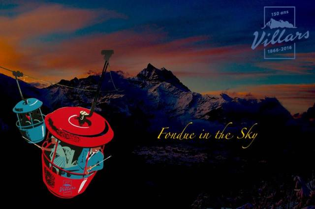 Fondue in the sky_Villars