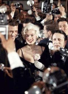 Jayne Mansfield à Cannes en mai 1958.