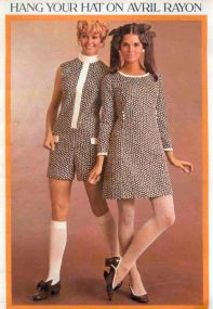 Ali MacGraw for Avril Rayon