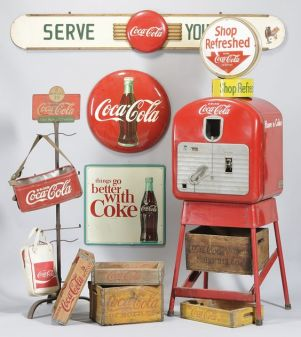 collection Coca Cola