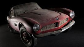 La BMW d'Elvis adjugée 1 650 000 dollars à New York