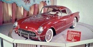 Corvette Corvair - 1954