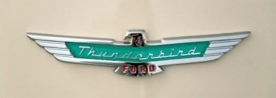 Logo Ford Thunderbird