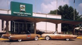Pace Car Indianapolis Ford Thunderbird