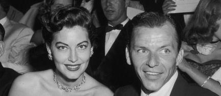 Ava Gardner et Franck Sinatra